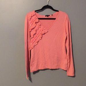 BCBGMAXAZRIA sweater size Large
